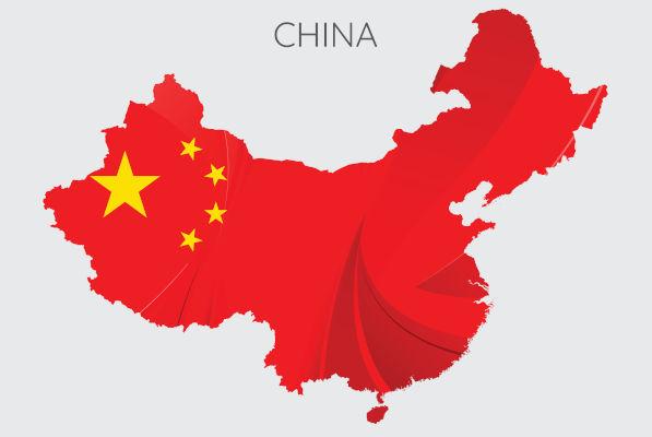 A China é um dos países em maior ascensão econômica do mundo.