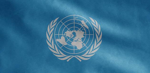 símbolo ONU