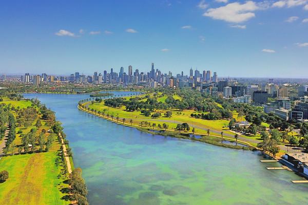 Melbourne é uma das cidades mais bonitas do mundo
