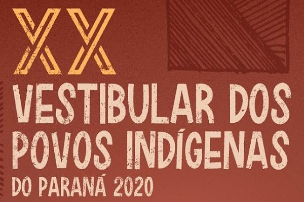 Crédito da imagem: Divulgação/ Vestibular dos Povos Indígenas do Paraná