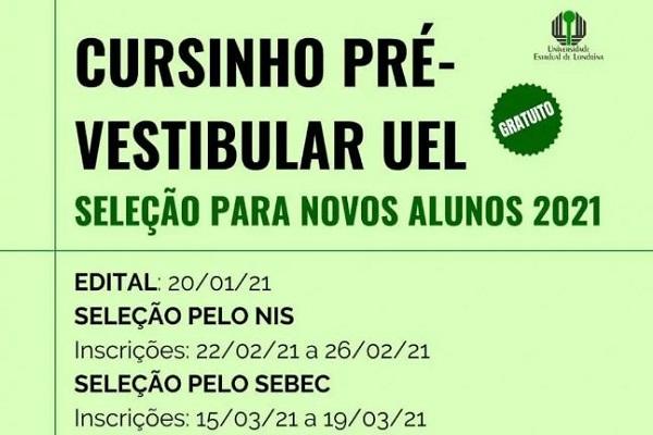 Crédito da Foto: Divulgação/CEPV-UEL
