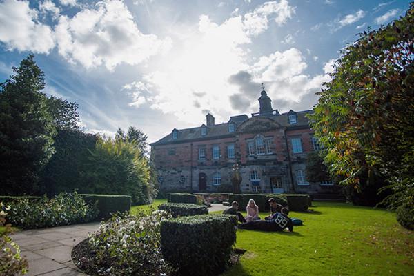 University of Dundee, na Escócia